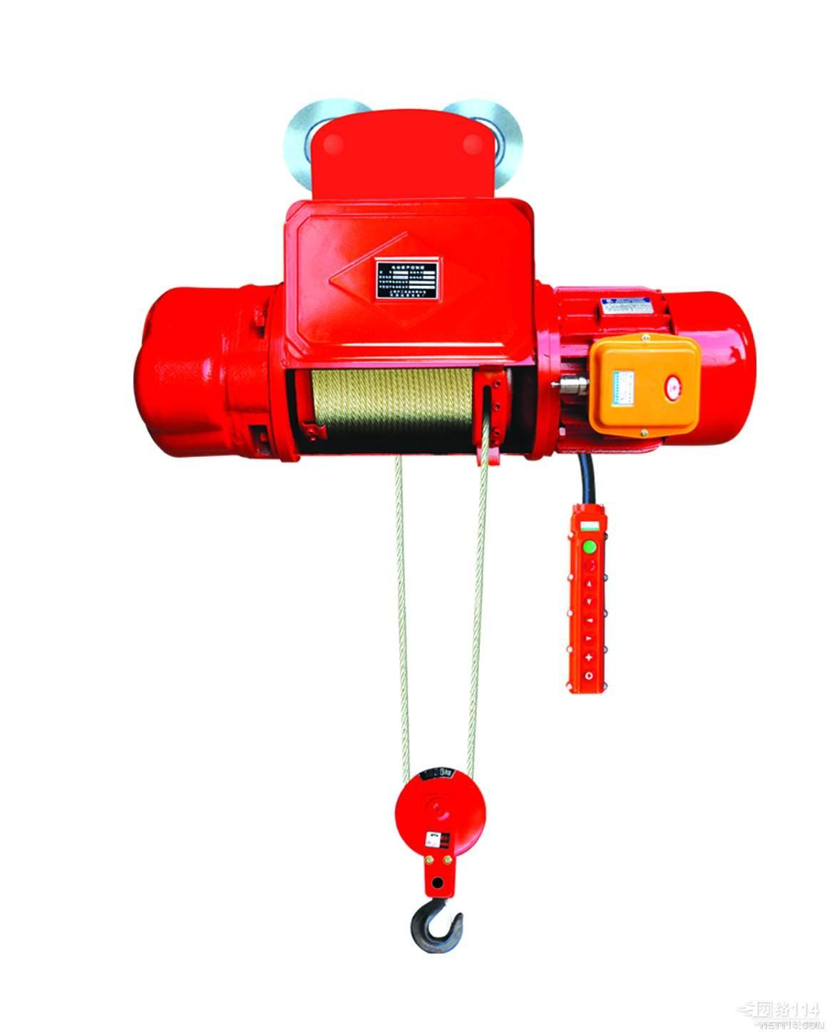 BCD型防爆電動葫蘆