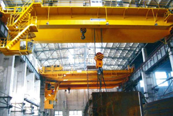 矿用桥式起重机