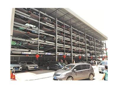 立体停车设备