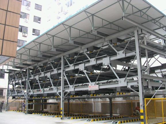 机械式立体车库