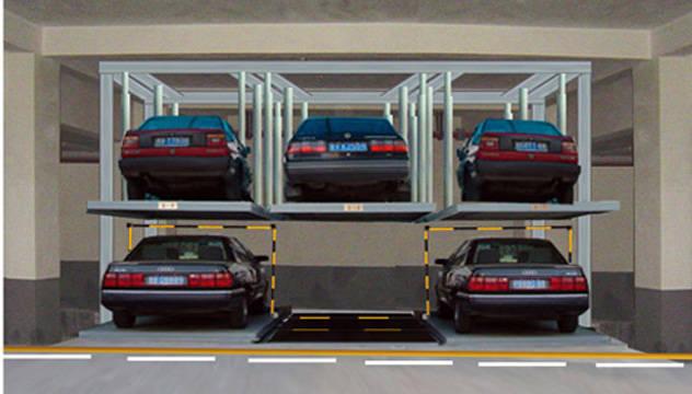 立体停车库