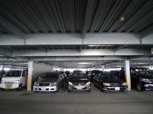 自动化立体车库