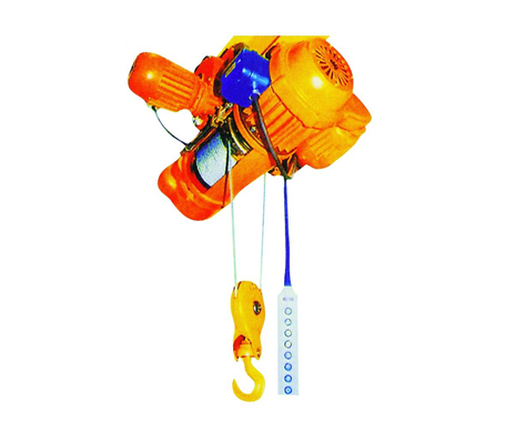 MD钢丝绳电动葫芦
