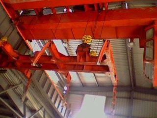 砖厂专用起重机