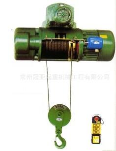 CD钢丝绳电动葫芦