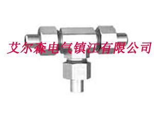 焊接式三通中间接头