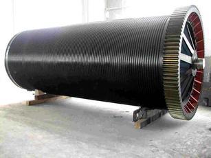 钢制卷筒组