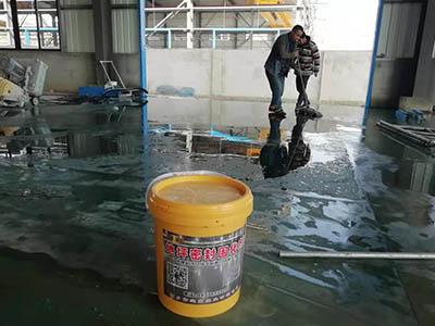 水泥地坪硬化剂