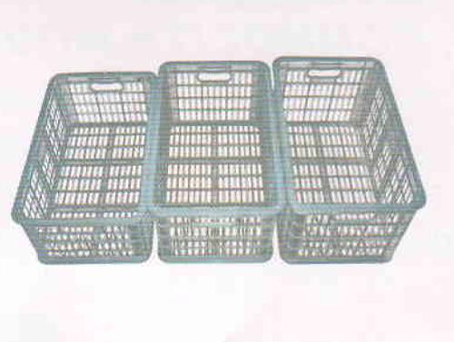 塑料筐模具3