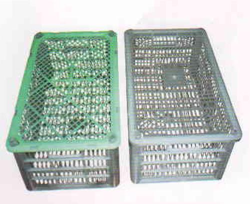 塑料筐模具制作