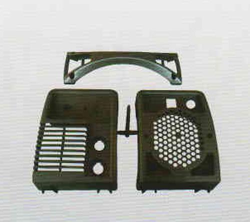 雲南機電模具