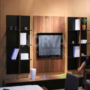 时尚简约电视墙柜