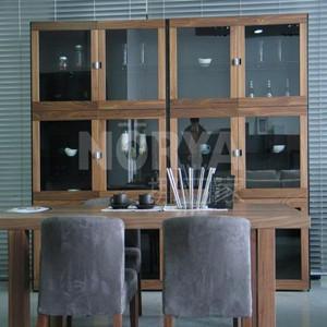 挪亚家餐厅厨柜餐桌