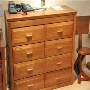 挪亚家实木柜子