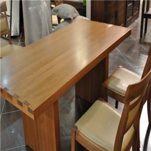 挪亚家餐桌椅套装