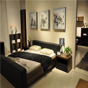 清新卧室家具