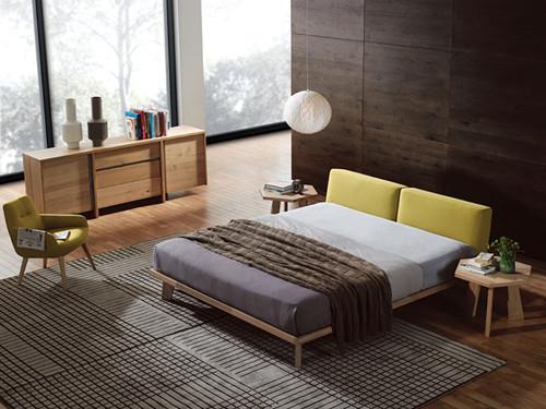 常州挪亚家-D8卧室家具