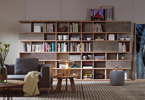 常州挪亚家-D8书房家具