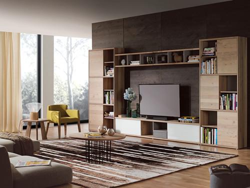 常州挪亚家-D8客厅家具