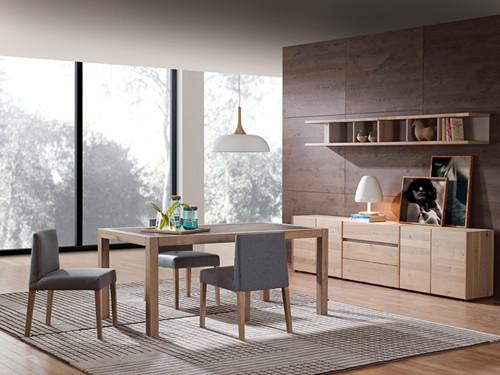 挪亚家-D8餐厅家具