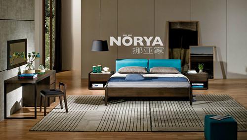 挪亚家-D6卧室家具
