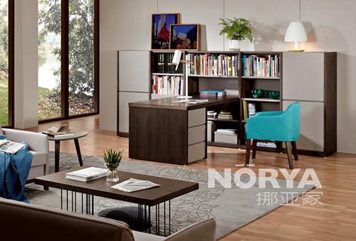 挪亚家-D6书房家具
