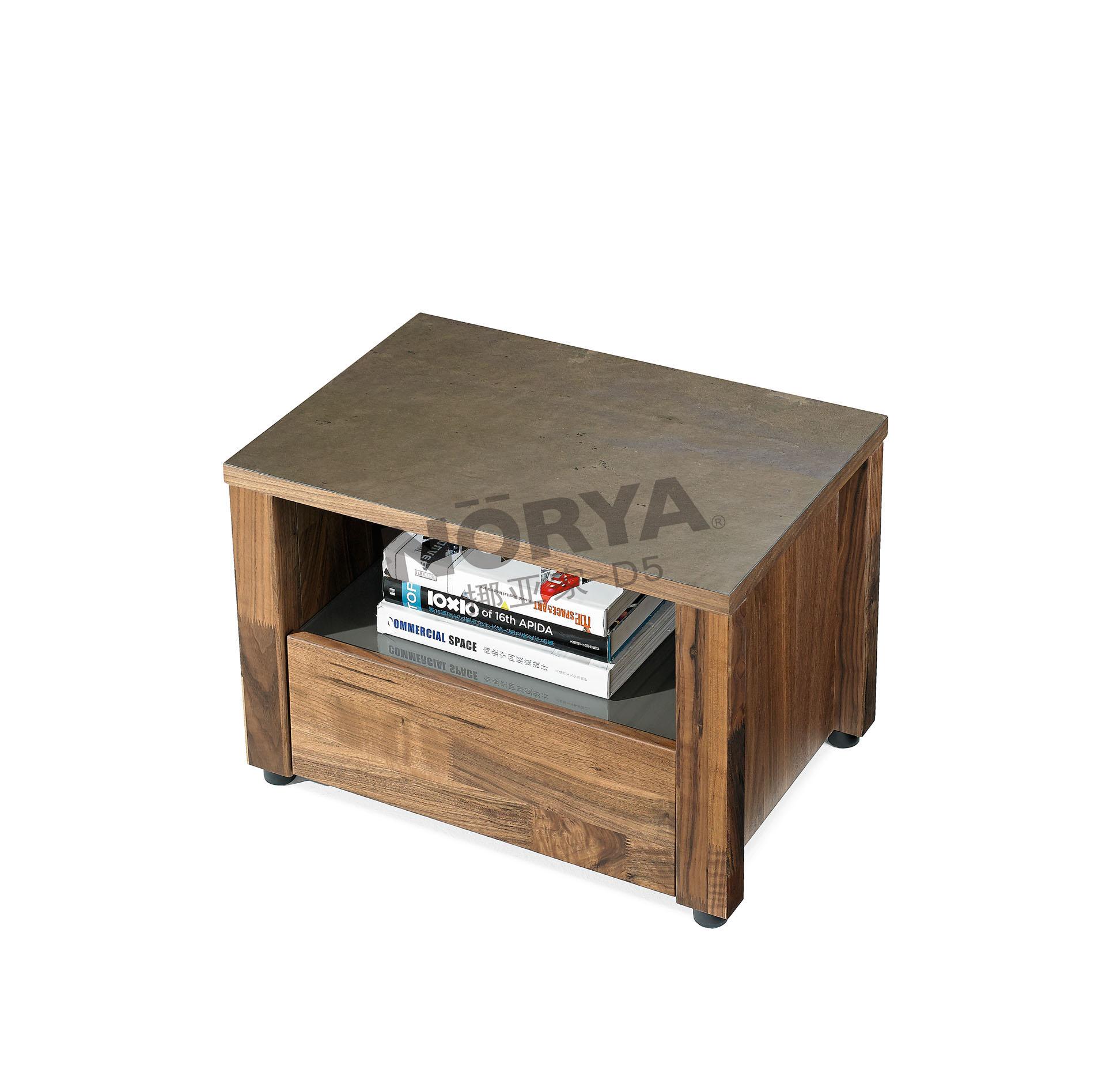 欧式时尚卧室床头柜