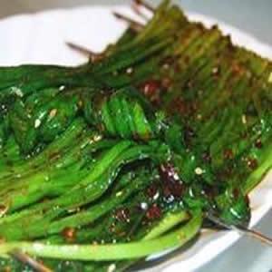 石家庄铁板韭菜