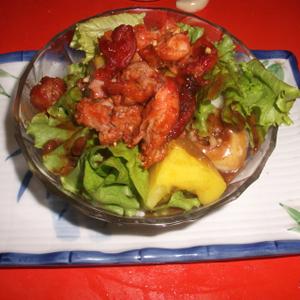 邯郸烤肉拌饭