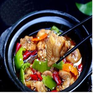 邯郸黄焖鸡米饭