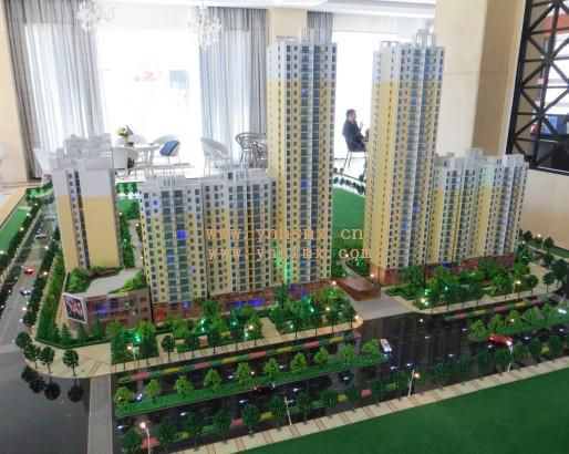 云南建筑模型制作