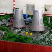 楚雄工業廠區模型