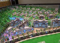 大理别墅模型