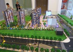 云南小区模型