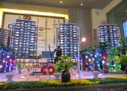 曲靖小区多层住宅模型