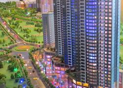 昭通小区多层住宅模型