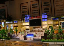 玉溪小区多层住宅模型