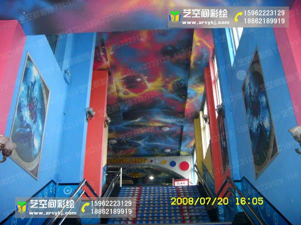 吴江墙面绘画