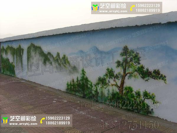 太仓墙体绘画公司