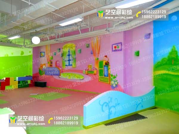 苏州儿童乐园彩绘
