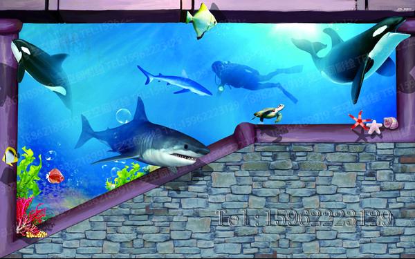 苏州儿童乐园喷画