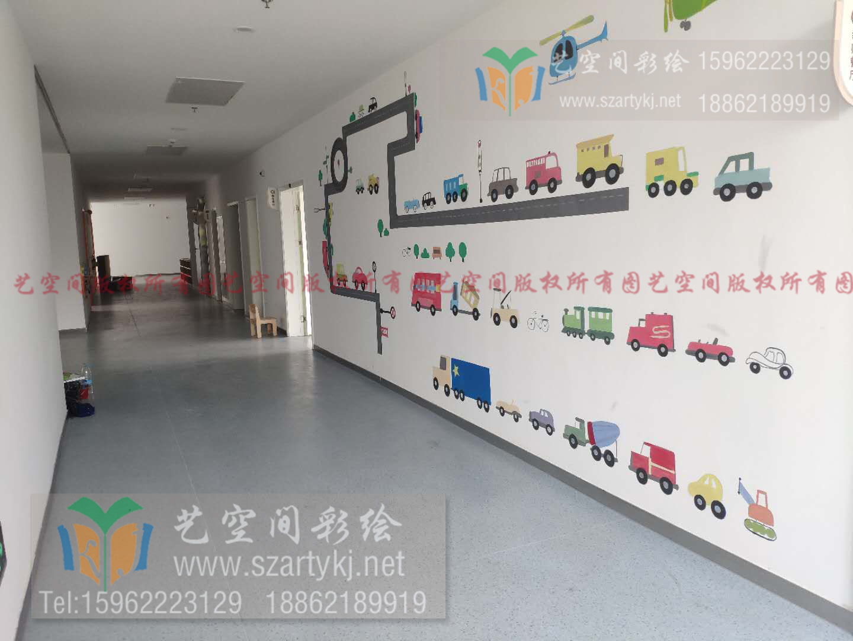 上海室内彩绘